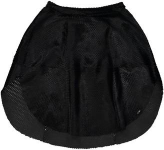 Escada Sport Black Fur Jacket for Women
