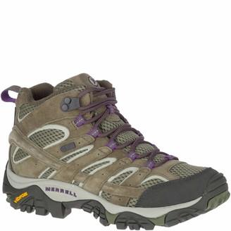 Merrell Women's Moab 2 Mid Waterproof Hiking Shoe