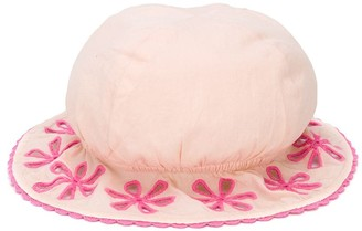 Stella McCartney Broderie Anglaise Hat