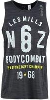 Reebok Bodycombat Sports Shirt Coal