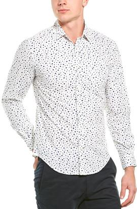 Serge Blanco Button-Down Shirt