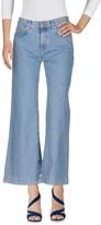 MiH Jeans Denim pants - Item 42618148
