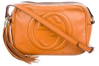 593e062a3bf Gucci Soho Handbag - ShopStyle