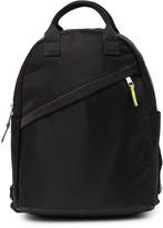 Madden-Girl Nylon Top Handle Mini Backpack