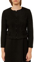 Ted Baker Qutee Sparkly Bouclé Jacket