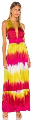 Lovers + Friends Lauren Maxi Dress