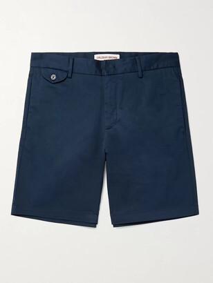 Orlebar Brown Marshall Cotton-Blend Shorts