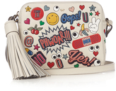 Anya Hindmarch All Over Stickers leather cross-body bag