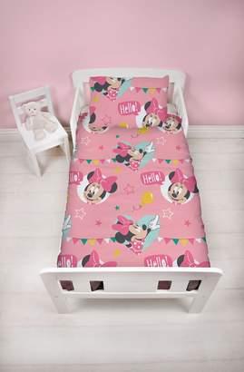 Disney Minnie Mouse Children's Bedding Set