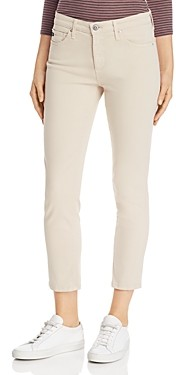 AG Jeans Prima Crop Skinny Jeans in Mineral Veil