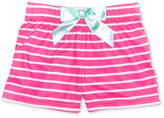 Max & Olivia Striped Sleep Shorts, Only at Macy's, Big Girls (7-16)