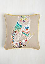 Karma Living Restful Destiny Pillow in Owl