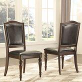 HomeVance 2-piece Hanbury Side Chair Set