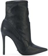 Schutz stiletto sock boots