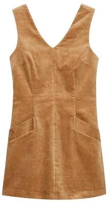 Jack Wills Hillmead Corduroy Dress