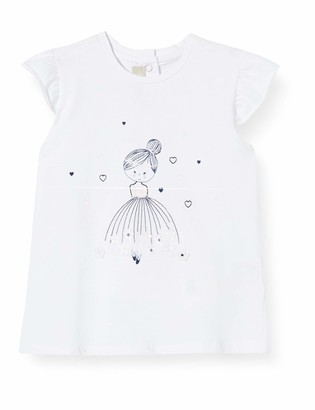 Chicco Baby Girls' T-Shirt Manica Corta Bimba Kniited Tank Top