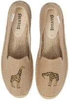 Soludos Women's Giraffe Espadrille Flat