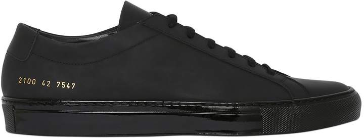 Common Projects Achilles Luxe Leather Sneakers