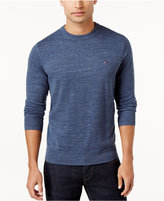 Tommy Hilfiger Men's Dominic Heathered Sweater