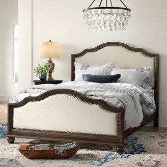 Three Posts Lavada Upholstered Standard Bed Size: Queen