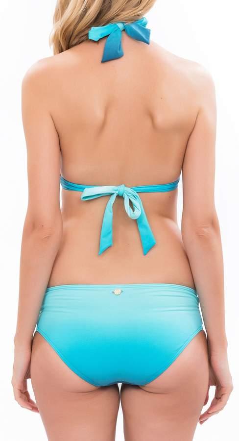 Sunseeker Ombre halter bikini top
