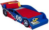 Kid Kraft Racecar Toddler Car Bed