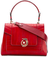Trussardi Lovy bag - women - Polyester/Eel Skin - One Size