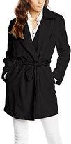 Vero Moda Women's Vmcobra 3/4 Trenchcoat Trench Long Sleeve Coat