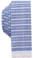 Original Penguin Men's Carman Horizontal Skinny Tie
