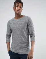 Selected Homme Sweater In 100% Cotton