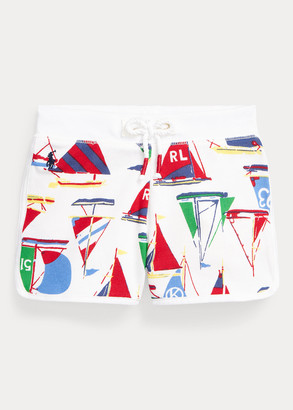 Ralph Lauren Sailboat-Print Short