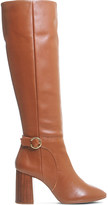 Office Koko leather knee-high boots