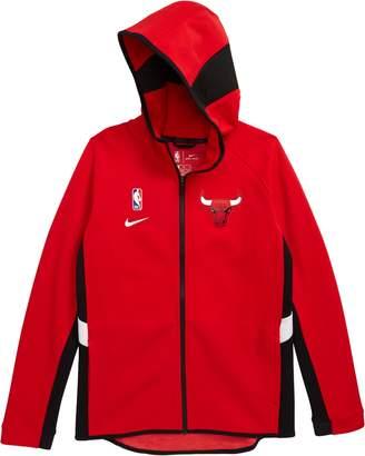 Nike NBA Chicago Bulls Dry Zip-Up Hoodie