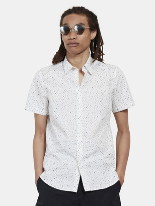 Paul Smith Tailored Short Sleeve Button Up Shirt