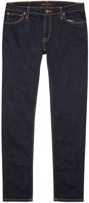 Nudie Jeans Skinny Lin indigo jeans