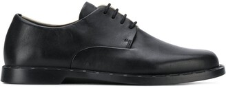 Camper Two Tone Lace-Up Shoes