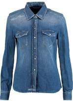7 For All Mankind Western Denim Shirt