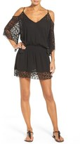 Becca Women's Blouson Cover-Up Tunic
