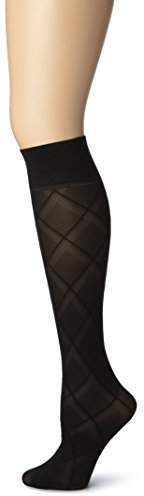 Gold Toe Women's Pattern Trouser 3 Pack