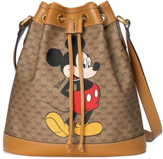 Gucci Disney x small bucket bag