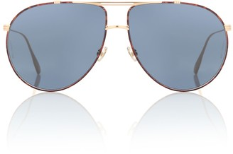 Christian Dior DiorMonsieur1 aviator sunglasses
