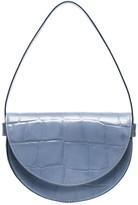 STAUD amal large crocodile effect bag