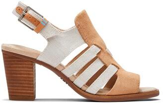 Toms Honey Majorca Woven Sandal