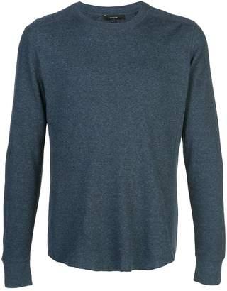 Vince slim-fit sweatshirt