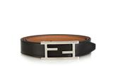 Fendi Reversible leather belt