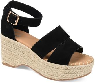 Journee Collection Takara Women's Wedge Sandals