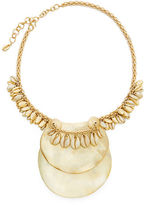 Ralph Lauren Gold-Plated Shell Necklace