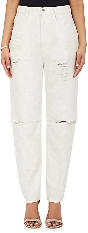 Each X Other Women's Oversized Distressed Jeans