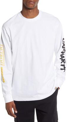 Carhartt Work In Progress Rebirth Long Sleeve T-Shirt