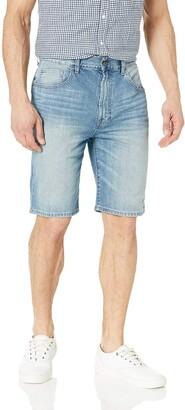 Nautica Men's Relaxed Fit 5 Pocket 100% Cotton Denim Jean Short